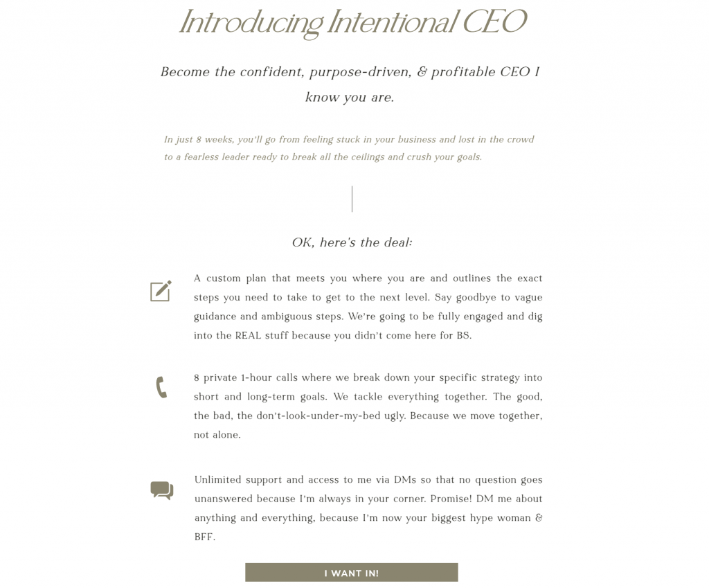 The AW Creative - Sales Page - Excerpt 2