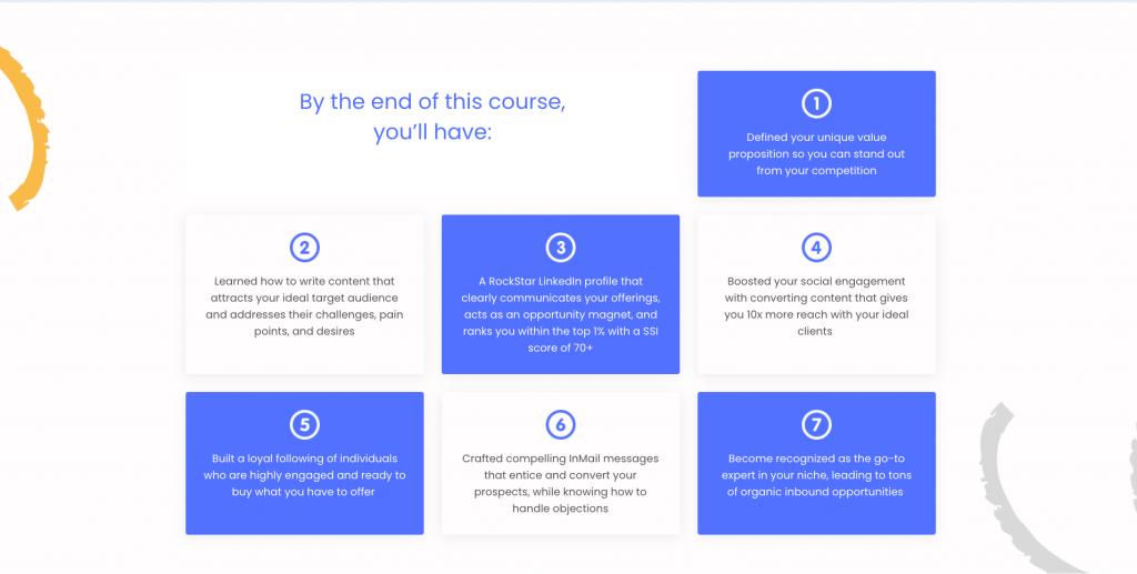 the[in]academy - LinkedIn Personal Branding Academy - Excerpt 2