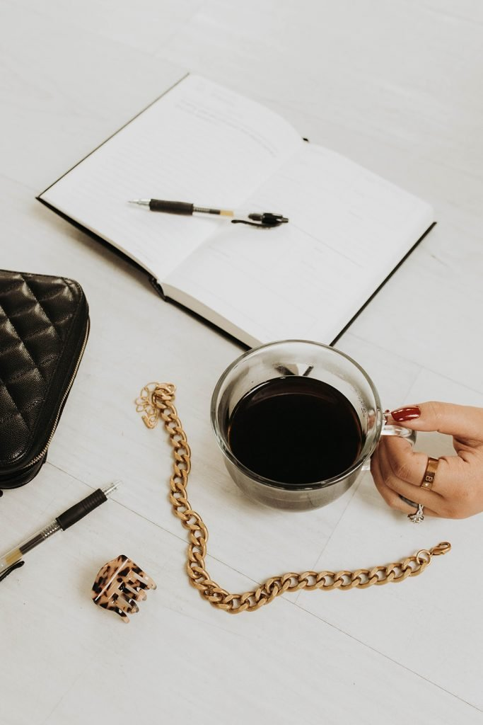 JOUHCO flatlay - Branding Photo by Ruby Olivia Photography