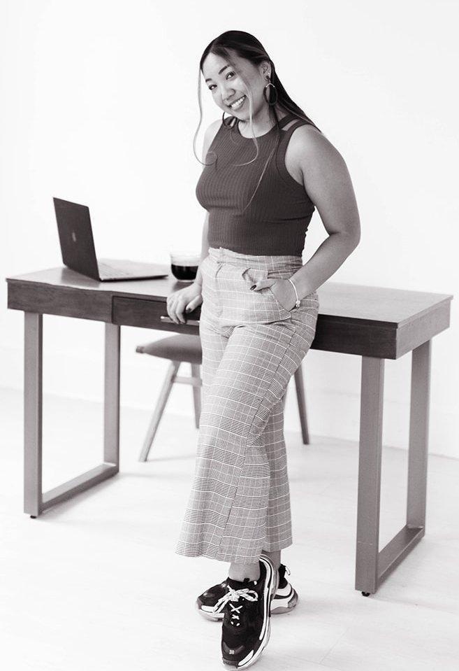 Jenn Hanft of JOUHCO - Branding Photo by Ruby Olivia Photography